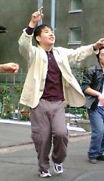 ダンス一次審査
